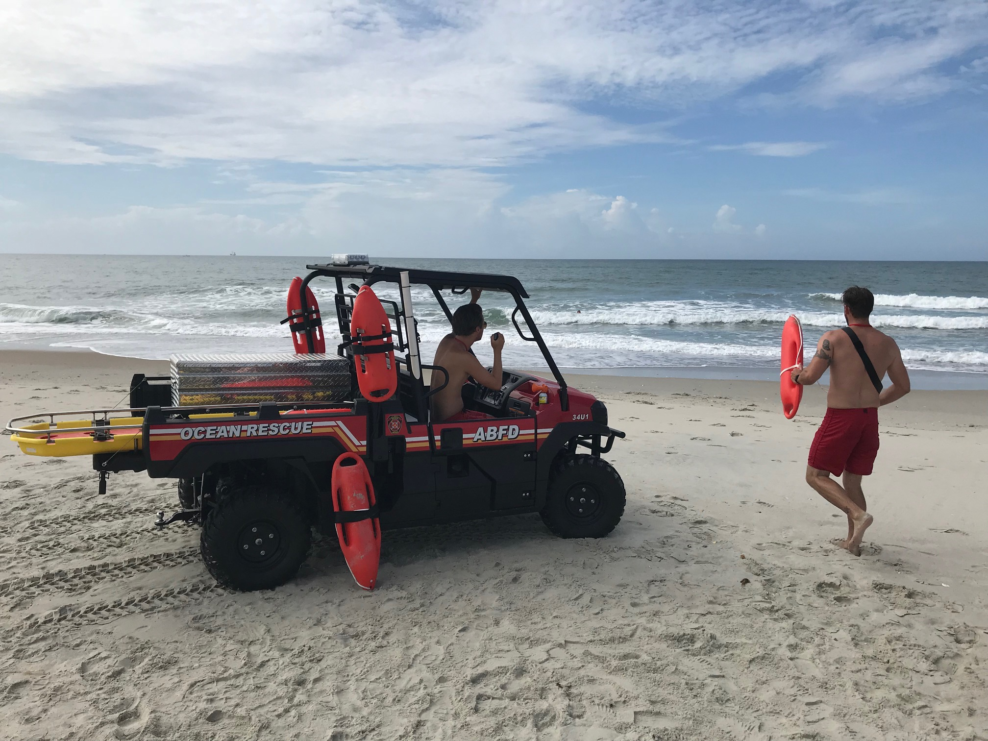 Atlantic Beach Lifeguards