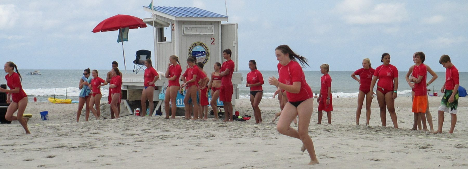Jr. Lifeguard Camp