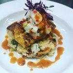 Table 9 Seafood & Steaks