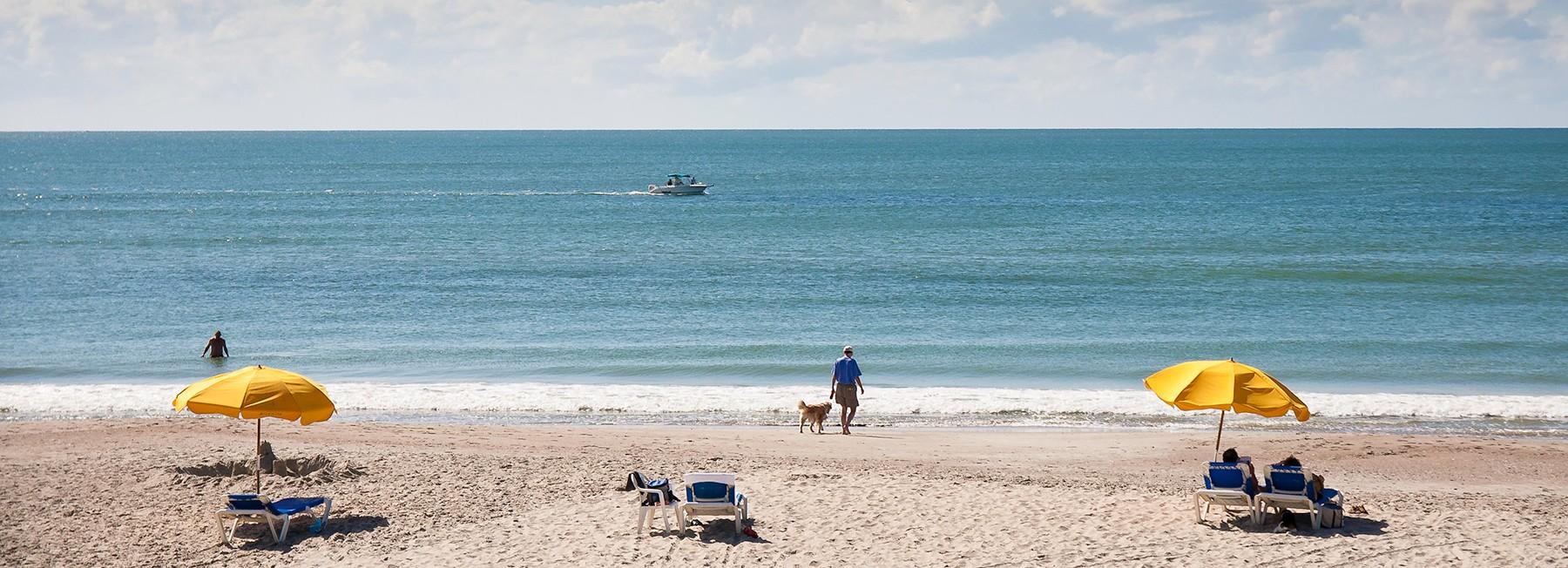 Public Beach Accesses