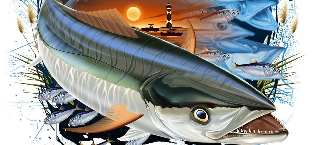 Atlantic Beach King Mackerel Saltwater Slam